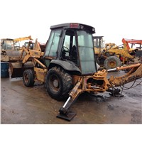 Used CASE backhoe loader 580L