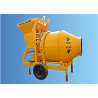 zealous JZC350 power-driven self-fall concrete mixer machine promoto delivery