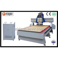 1325D Multi Head CNC Router for wood