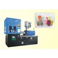 Automatic Injection Blow Molding Machine for small plastic BOTTLE