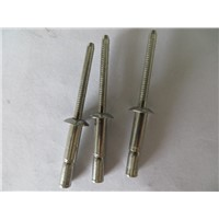 China stainless steel Cup-type brushed rive (out Lock type)