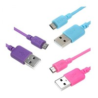 Data & charging cable for iphone cable / iPhone colorful cables