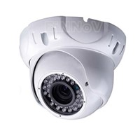 Effio 700TVL Sony CCD 36 IR Leds Metal Waterproof Dome Camera 2.8-12mm lens S02T