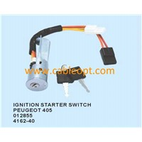 Igniiton starter switch for peugeot 405 012855 4162-40