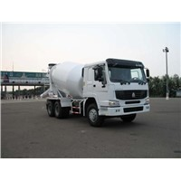 Truck-mounted Concrete Mixer
