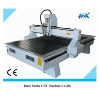 High power strong bosy wooden furniture engraving cutting machine