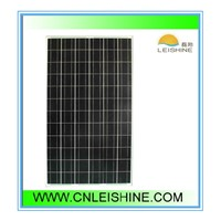 polycrystalline silicon photovoltaic solar module LS260-24P