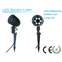3w 6w 9w 12w Outdoor LED Lawn Stake Lights