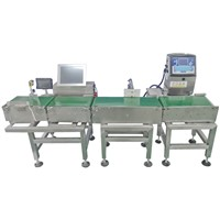 Barcode Weighing Machine/ Automatic Check Weigher (DCC-P3700)