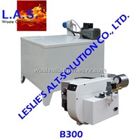 CE Waste Oil Burner for Boiler Incinerator Furnace Spray Booth (B300)