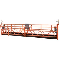 China Factory Price Customized ZLP630 Steel Suspended Platform