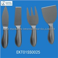 Hot sale stainless steel cheese set (EKT01SS0025)