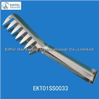 Stainless steel food tong(EKT01SS0033)