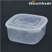 Plastic lunch box mould