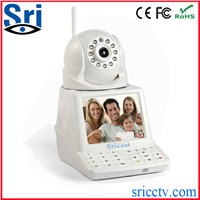 Sricam SP004 Free Video Call Wireless IP Camera P2P Babysense Wifi Network Phone Camera