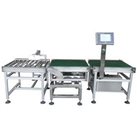 Wide Range Checkweigher with Push Lever (DCW-1500P)