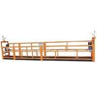 ZLP1000 CE Approved Hot Galvanized Suspended Scaffold /Work Platform