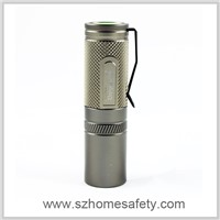 cree led rechargeable aluminum flashlight