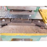 razor barbed galvanized iron wire making machine