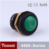 16MM waterproof push button switch