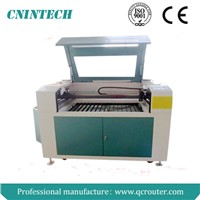 Acrylic,Bamboo,Wood,Rubber,Leather,Cloth,Shose CNC CO2 laser engraving machine for sale