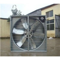 Industrial Centrifugal Shutter System push-pull fan