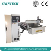 Italy HSD 2.2kw 3kw 4.5kw 7.5kw 9kw spindle atc cnc router machine for sale