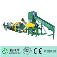 PP/PE Washing and Recycling Line