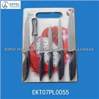 7pcs Kitchen Knife Set(EKT01PL0017)
