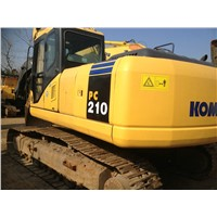 Used Komatsu PC210-7 Excavator for sale