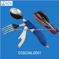 High quality Portable combined cutlery (ECS03AL0001)