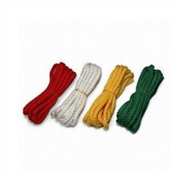 hot selling 50 mm PE braided marine rope