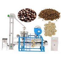 Buckwheat Hulling & Separating Machine