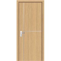 PVC Laminated wooden door