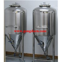 50L-6000L Conical Beer Fermentation Tanks