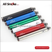 Vision Spinner II eGo Twist Battery Variable Voltage Battery 1600 mAh 3.3V-4.8V Vision 2 Spinner 2