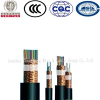 XLPE/PVC insulated Screen and armored control cable