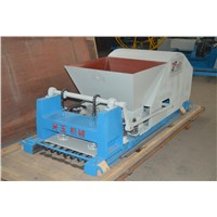 concrete hollow core slab machine