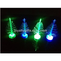 color change Fiber led home christmas tree gifts