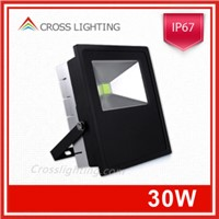 COB IP67 30W LED Flood Light with CE