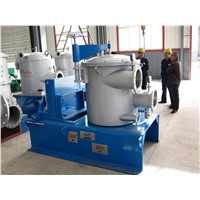 Competitive Price Stainless Steel Pulp Screening Equipment