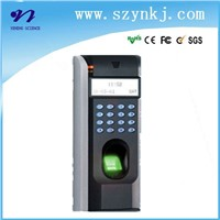 F7 Fingerprint Time Attendance and Access Control