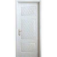 High quality MDF door with PVC lamination LBD-076