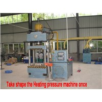 Brake Pads Machine
