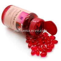 Rose Oil soft gel capsule