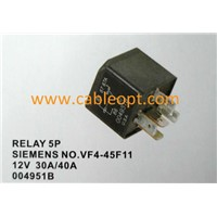 auto relay siemens 5p NO.VF4-45F11   004921B