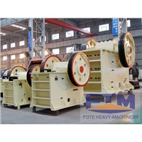 PE 600 900 coarse stone jaw crusher for sale