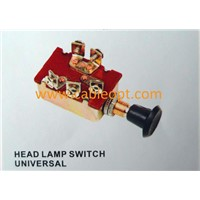 universal Head lamp switch