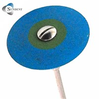 Dental Burs China Rubber Polishing Wheel Dental Silicon Rubber Polisher