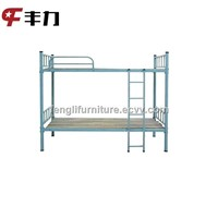 Bedroom Furniture Metal Bunk Bed for School